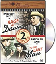 Rage at Dawn/To the Last Man