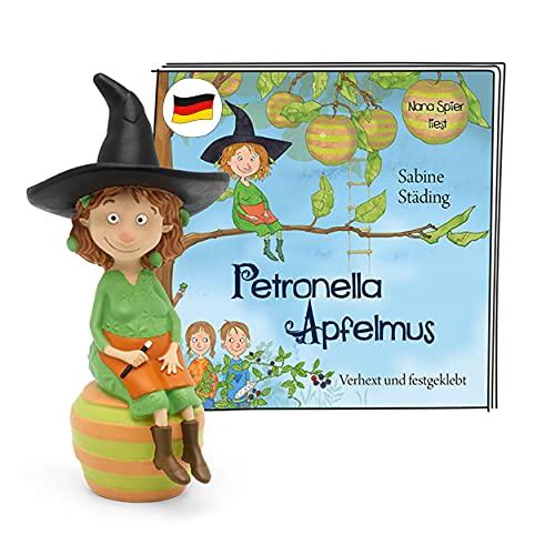 tonies Hörfiguren für Toniebox, Petronella Apfelmus – Verhext und festgeklebt, Hörspiel für Kinder ab 8 Jahren, Spielzeit ca. 140 Minuten