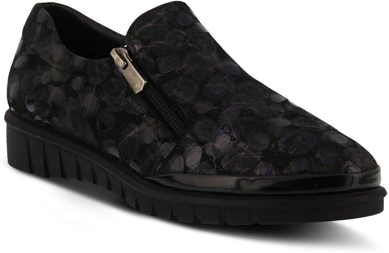 Spring Step Women's Safia shoes   color Black Multi   Leather shoes