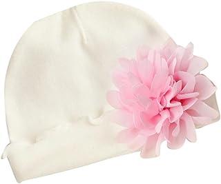 530c0d3ecb08 Gorras para bebé, Dragon868 Suave nuevo bebé recién nacido niñas sombreros  de algodón de flores