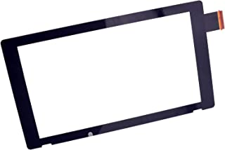 Deal4GO New LCD Touch Screen Digitizer Front Panel Outer Lens Replacement Part (E226116) for Nintendo Switch 2017 2018