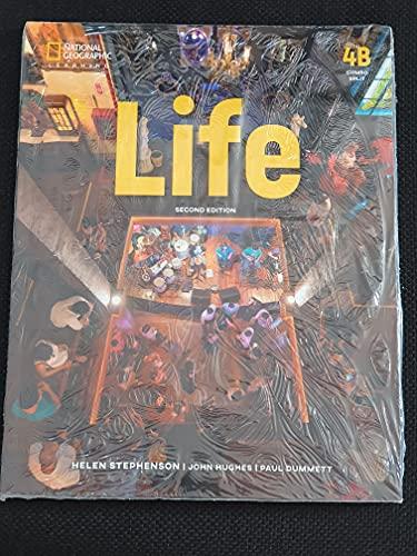 Life - Ame- 2nd ed - 4: Combo Split B and MyLifeOnline + WebApp + LETT
