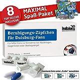 vereins-Fahne ist jetzt das MAXIMAL SPAß Paket für MSV-Fans by Ligakakao.de