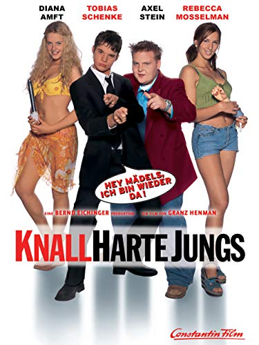 Knallharte Jungs (Film) cover