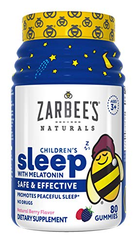 Zarbee's Naturals Children's Sleep with Melatonin...