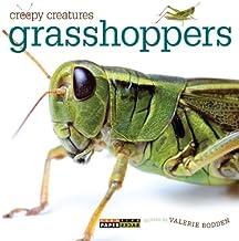 Creepy Creatures: Grasshoppers