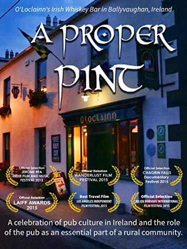 A Proper Pint: O'Loclainn's Irish Whiskey Bar