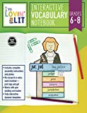 I'm Lovin' Lit – Interactive Vocabulary Notebook, Greek and Latin Roots and Affixes Resource Book for Grades 6–8, Ages 11–14