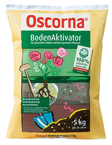 Oscorna -   Bodenaktivator, 5