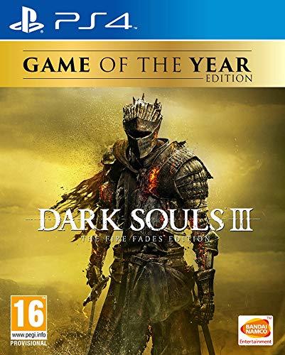 PS4 DARK SOULS III - GAME OF THE YEAR EDITION CON ITALIANO