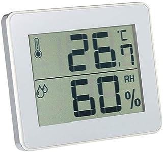 xdrfxrghjku Termómetro Eléctrico Simple Interior Inteligente Monitor De Temperatura Eléctrica Termómetro De Pantalla Digit...