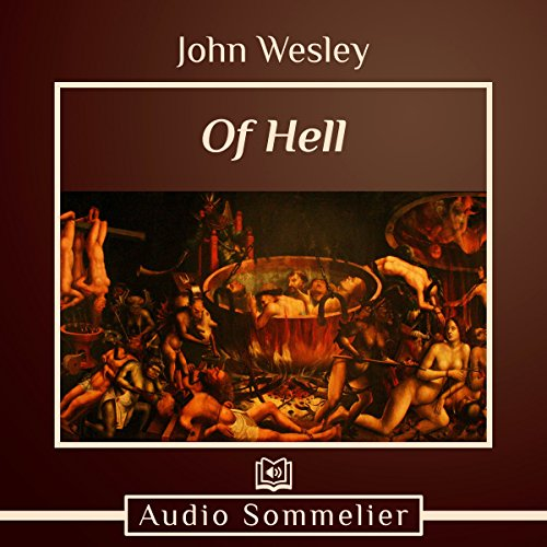 Of Hell audiobook cover art