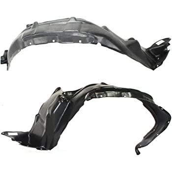 Fender Liner for 2001-2006 Mazda Tribute Front Left /& Right Side Set of 2