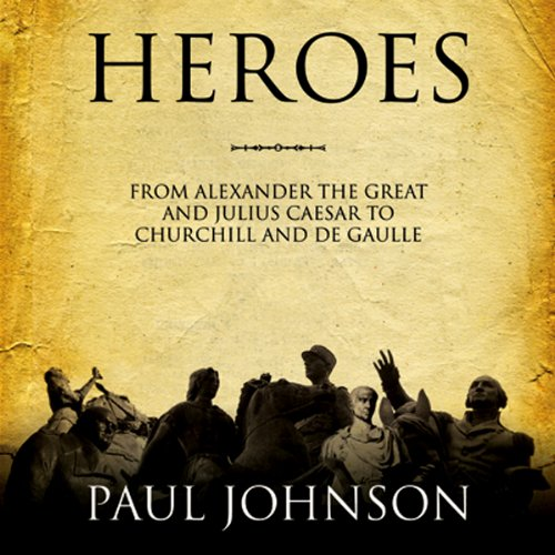 Heroes audiobook cover art