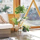 Zoom IMG-1 wisfor scaffale porta fiori 4