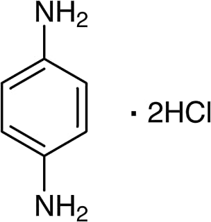 TCI America: 1,4-Phenylenediamine Dihydrochloride, P0152-25G, 99.0% (HPLC,T)