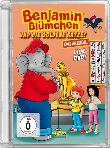 Benjamin Blümchen Musical - Benjamin und die goldene Katze