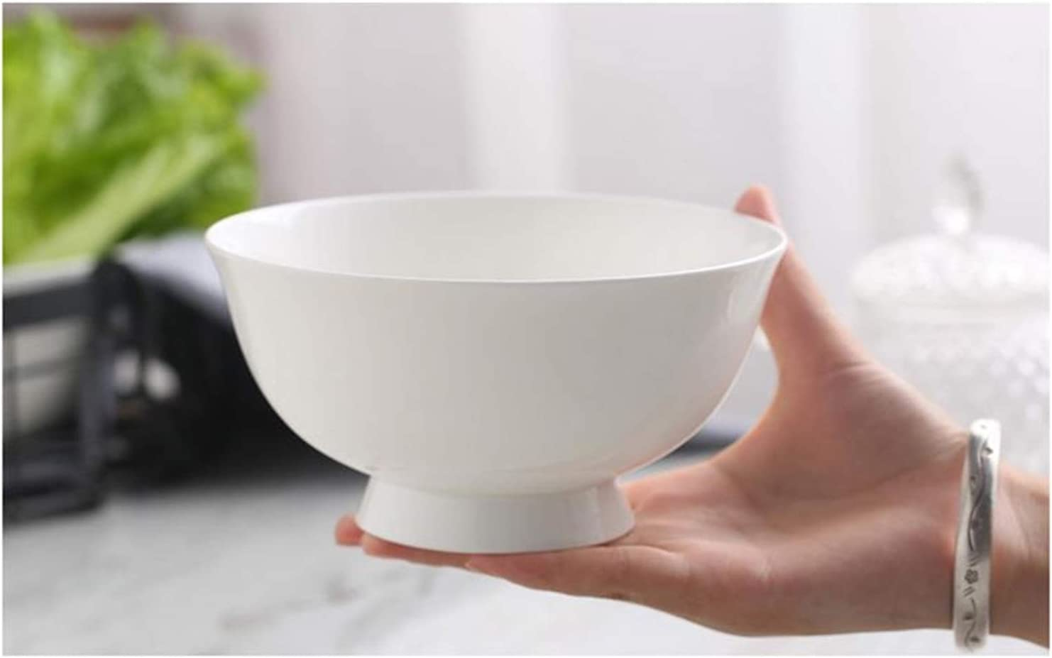 6 inch plain white bone china for dinner soup 2021 model lowest price bowls ser chinese