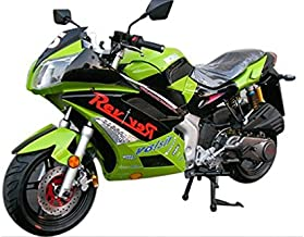 High Power High Speed 150cc Hornet SR 2 Motorcycle Scooter (Color Choice: Honda red with black, Kawasaki green with black, KTM orange with black, black, blue with black)