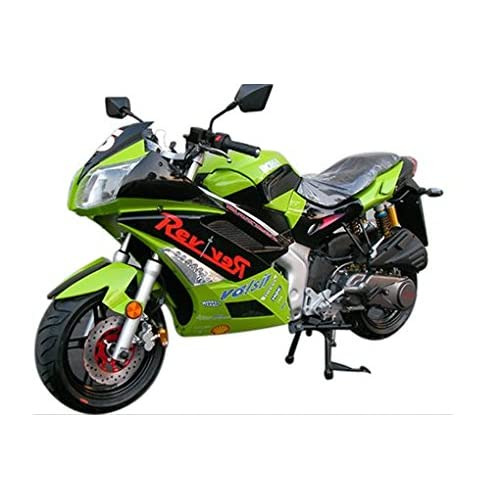 Wonderbaar Amazon.com: High Power High Speed 150cc Hornet SR 2 Motorcycle FN-43