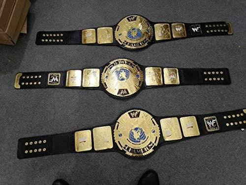 Maxan WWF Replica Big Eagle Wrestling Championship Title Belt Adult Size