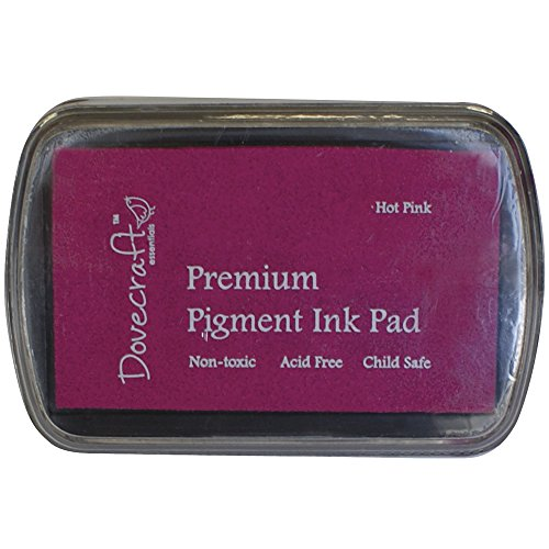 Rayher 28990264 Dovecraft Pigment-Stempelkissen, pink