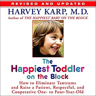 The Happiest Toddler on the Block Titelbild