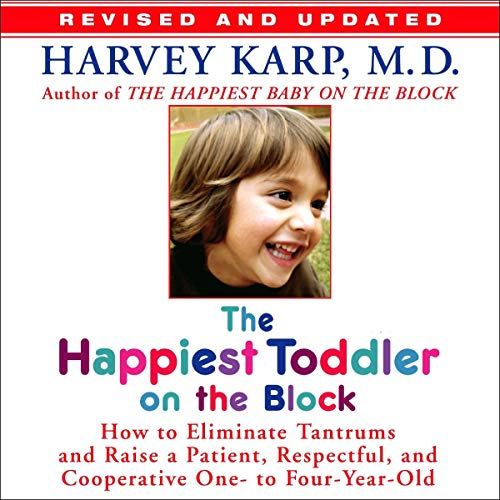 The Happiest Toddler on the Block cover art
