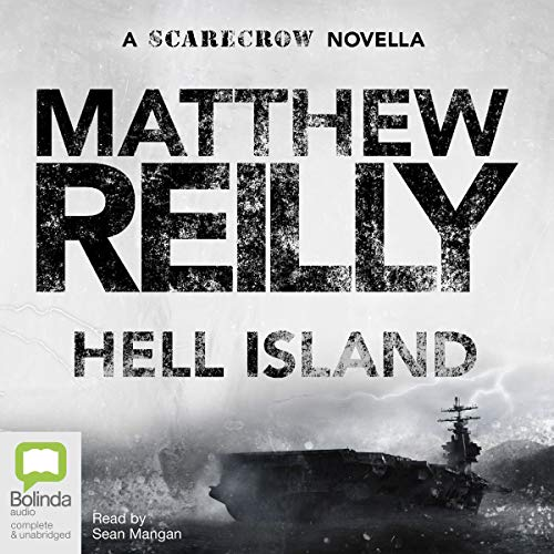 Hell Island cover art