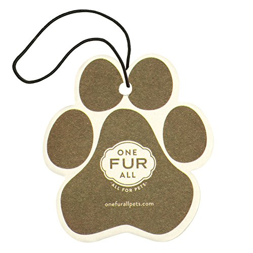 Pet House Car Air Freshener by One Fur All