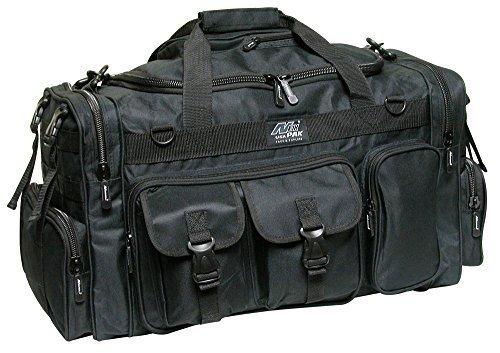 "NPUSA Mens Large 26"" Inch Duffel Molle Tactical Gear Bag"