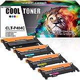Cool Toner 4 Pack Compatibile CLT-404S CLT-P404C CLT-K404S Cartucce Toner per Samsung Xpress C480FW...