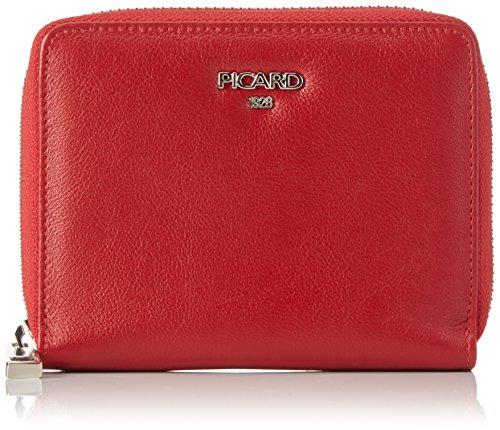 Picard Damen BINGO Geldbörsen, Rot (Rot), 13x11x3 cm