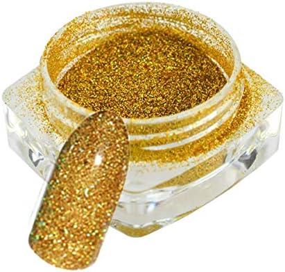 Gabcus Award 1pc Ultra-Thin Holographic Cheap SALE Start Laser Dust Nail Powder Glitter