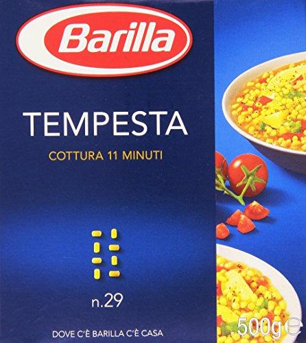 Barilla - Tempesta, Pasta Di Semola Di Grano Duro - 500 G
