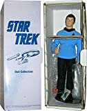 Vintage 1988 Hamilton Collection Star Trek Doll Collection Dr. McCoy 14-Inch Porcelain Doll
