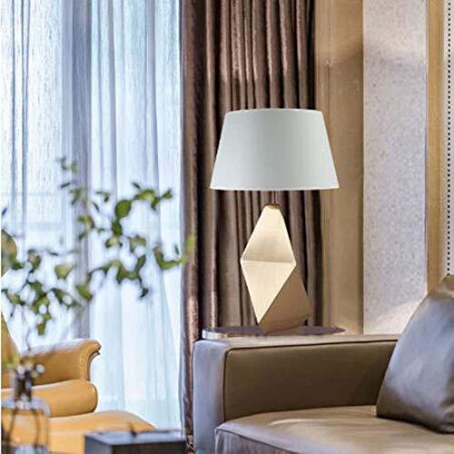 LAAL Moderne Hardware Eisen Gold-Luxus-Schreibtischlampe Schlafzimmer Modell...
