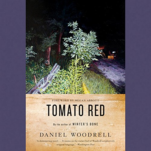 Tomato Red audiobook cover art