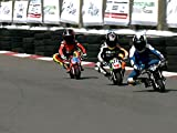 2017 Cool Fab Racing British Minibikes Championship Round 1 Llandow