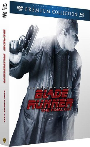 Blade Runner - Premium Collection - Combo Blu-Ray + DVD - Blu Ray