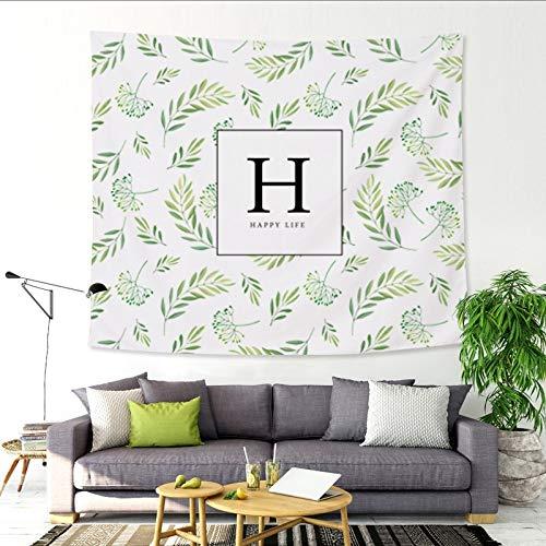 nobranded Drucken Sie Sketch Style Creative Nordic Home Tapisserie Wohnzimmer Dekoration Hintergrund Stoff Wandbehang Wandteppiche