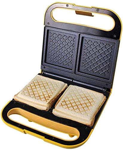 GCE Tostadora de gofres Placa para Hacer sándwiches Placa Profesional para sándwiches Máquina de gofres belgas Antiadherente