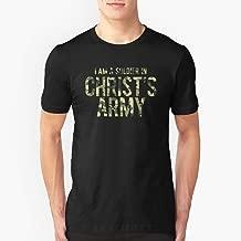 I am a soldier in Christ army Slim Fit TShirtT Shirt Premium, Tee shirt, Hoodie for Men, Women Unisex Full Size.