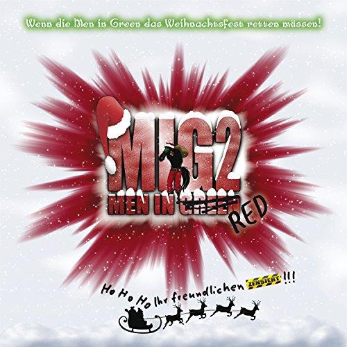 MIG2: Men in Red Titelbild