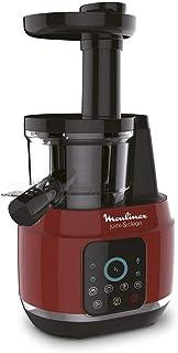 Moulinex Extracteur de Jus Juice & Clean ZU420G10 Rouge