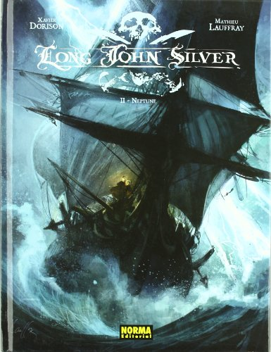 LONG JOHN SILVER 2  NEPTUNE (CÓMIC EUROPEO)