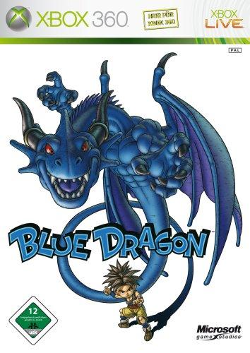 Microsoft Blue Dragon - Juego (Xbox 360, RPG (juego de rol))