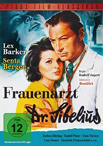 Frauenarzt Dr. Sibelius - Klassiker mit Lex Barker und Senta Berger (Pidax Film-Klassiker)