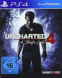 Uncharted 4: A Thief's End [PlayStation 4] (B00KX1LXTI) | Amazon price tracker / tracking, Amazon price history charts, Amazon price watches, Amazon price drop alerts