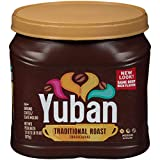 Yuban Traditional Medium Roast Ground Coffee ( oz Canister), Original Version Traditional Roast, 31 Ounce